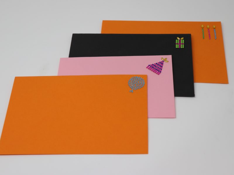 Rhinstone Sticker HB04 Assorted pack
