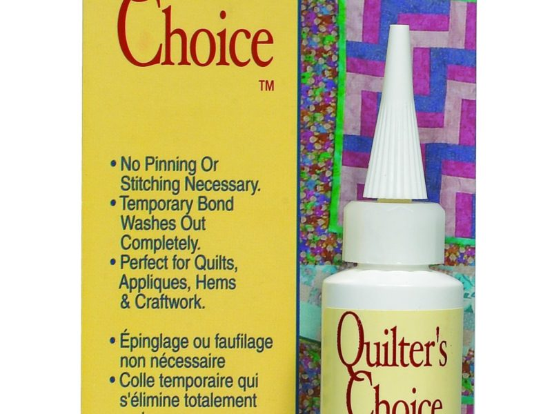 Quilters Choice Basting Glue