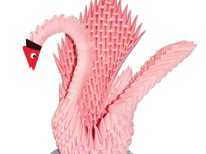 AN 120 Pink Swan