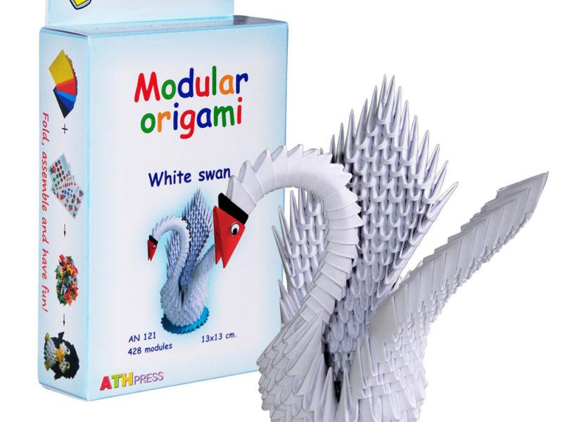AN121 White Swan