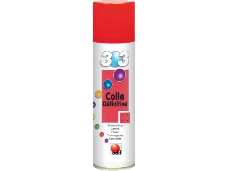 Odif 303 Permanent Craft & Scrapbooking Spray