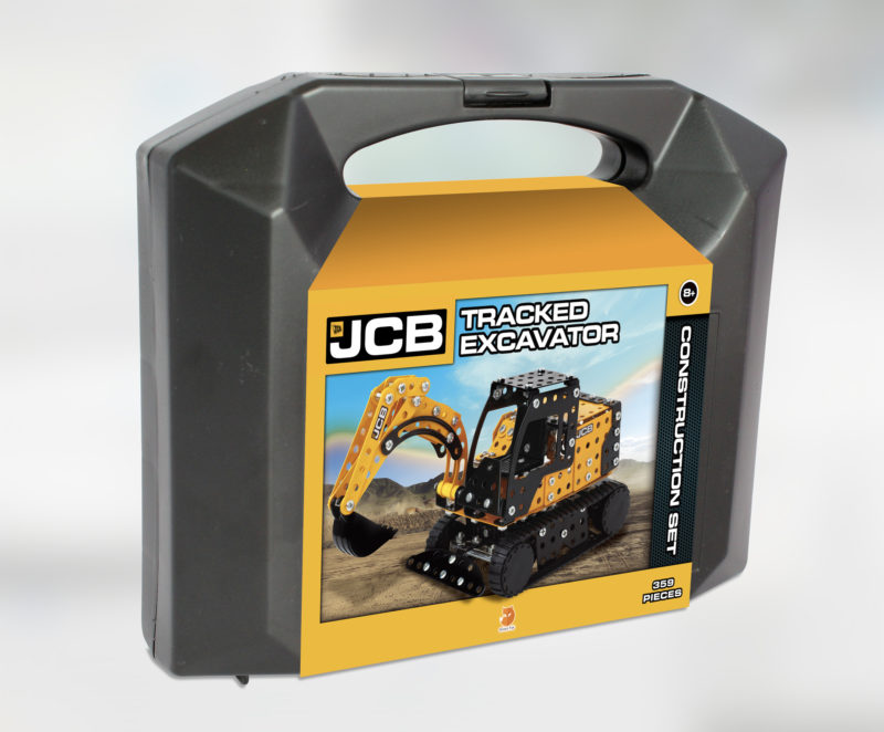 JCB Tracked Excavator