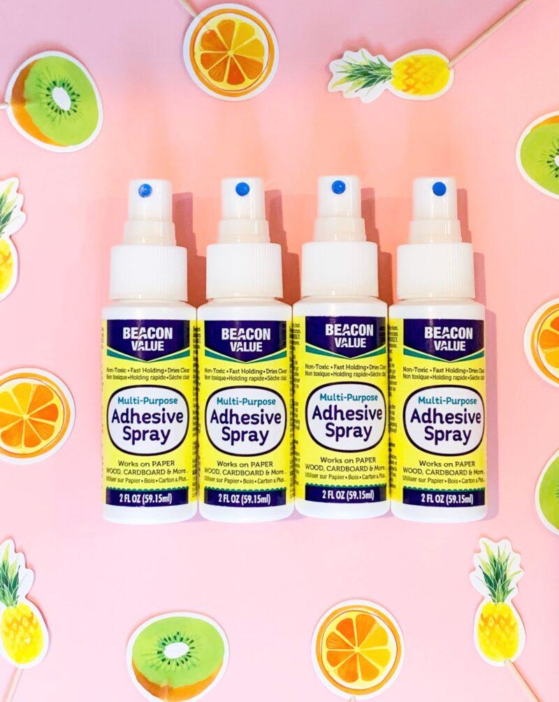 Multi-Purpose Adhesive Spray