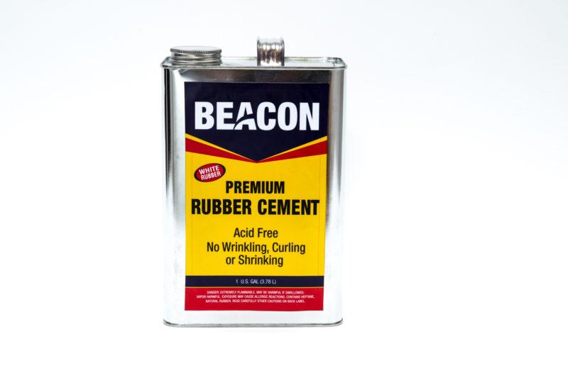 Beacon's Economy Rubber Cement