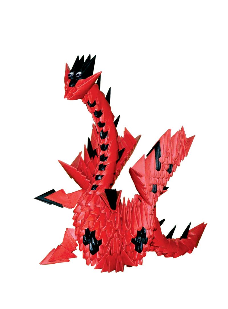 AN 150 Red Dragon
